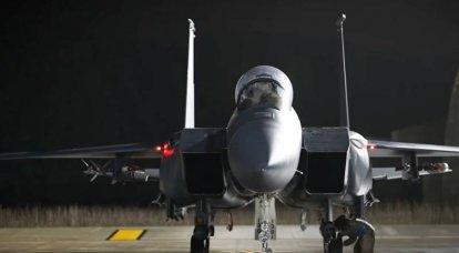 Dotati di nuovi sistemi di guerra elettronica: gli USA stanno testando versioni aggiornate dei caccia di quarta generazione