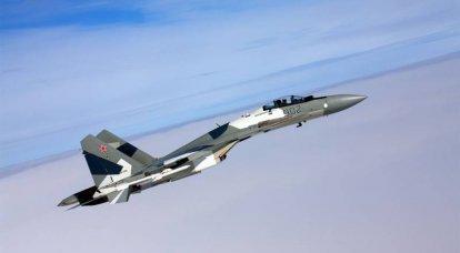 """""""Russische Piloten waren schon immer für ihren Mut bekannt"""": Der chinesische Sohu sprach über die Umsetzung der Interceptions der russischen Luft- und Raumfahrtstreitkräfte"""