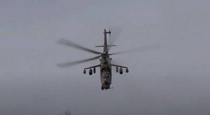 """""""Solo gli Stati Uniti hanno ceduto"""": la Russia occupa il secondo posto nella produzione di elicotteri da combattimento"""