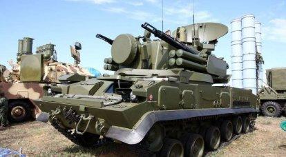 "ZRRK""Tunguska-M1"""