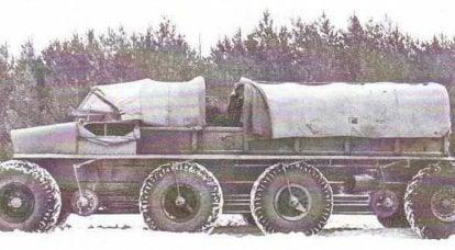 ZIL-135: biglietto da visita dell'alta tecnologia sovietica