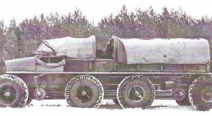 ZIL-135:ソビエトハイテクの訪問カード