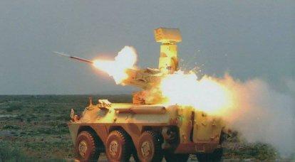 陸軍用航空機ミサイル:Yitian SAM