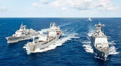 Manovre navali Sea Breeze 2021. L'apprendimento è luce e non scienziati - oscurità