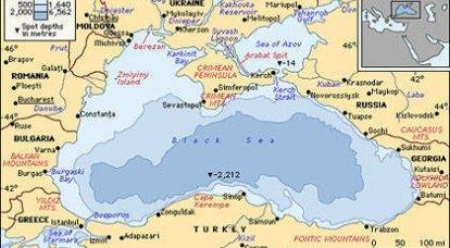注目のゾーン - 黒海