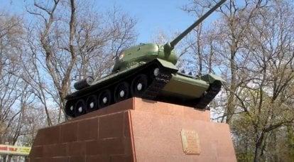 Westlicher Experte: Der Panzer T-34 wurde nicht nur zum Symbol der sowjetischen Militärmacht, sondern des gesamten Zweiten Weltkriegs