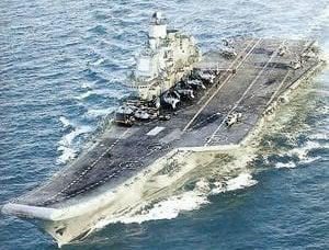 俄罗斯航母 - 梦想成真吗?
