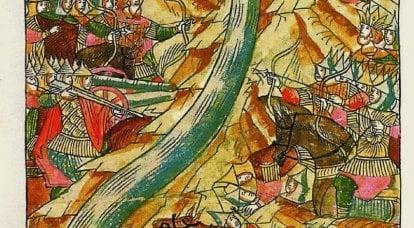 De pie en la Ugra. Cómo Ivan III triunfó contra la Horda