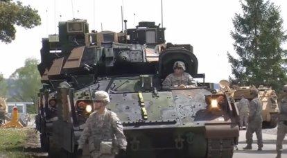 ABD Ordusu, M2 Bradley BMP'nin yerini alacak beş aday seçti