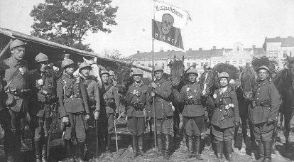 Schlacht um Lemberg. Das Scheitern der Roten Armee in Galizien