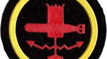 Junio 20 - Especialista del día Servicio de torpedos en la mina de la Marina