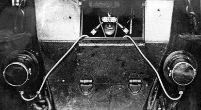 大祖国戦争のソビエト暗視装置