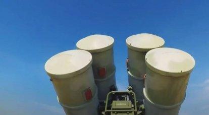 Für die Türkei sind S-400-Luftverteidigungssysteme wichtig, um in den USA hergestellte Flugzeuge zum Absturz bringen zu können