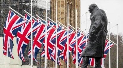 自冷战以来的第一次:英国的大规模改建
