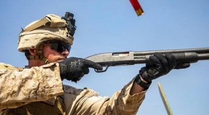 Projet SPECTRE: balle électrochoc pour l'USMC