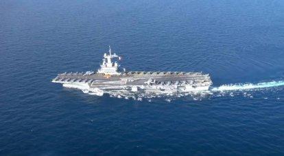 Fransa, gelecekteki SCAF uçakları için bir uçak gemisi inşa etmeye karar verdi