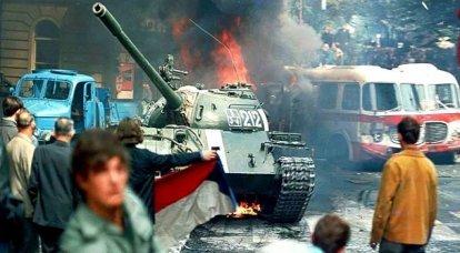 ドナウ川作戦:なぜソビエト空軍部隊はチェコスロバキアを1968で連れて行ったのか