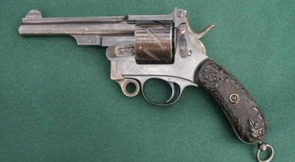 """С78 """"Zig-zag"""" - el único modelo de revólver de Mauser"""