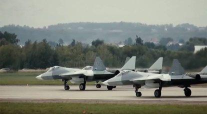 Sohu: En los Estados Unidos, producen tantos F-35 en una semana como los rusos planean lanzar Su-57 en un año
