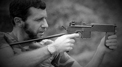 Du Schnellfeuer Mauser et de la mitraillette PASAM au Norlite USK-G Standard
