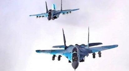 """""""L'état des MiG-29 russes ne leur permet pas d'intercepter des avions de l'OTAN"""" : la presse polonaise sur un éventuel remplacement des chasseurs MiG-35"""