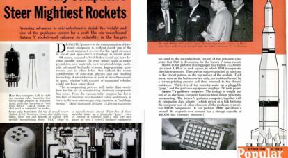 O nascimento do sistema de defesa antimísseis soviético. Ataque dos clones
