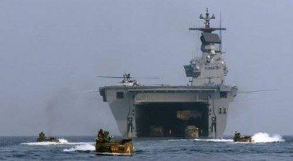 「ミストラル」の代替としてのDVKD「独島」:USCはロシアの造船業の利益を国防省に擁護しています