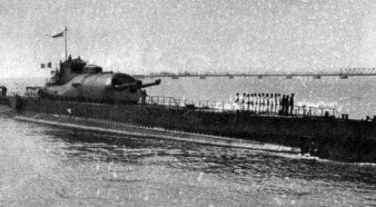 Unique et inutile. Sous-marin de croisière Surcouf (NN 3)