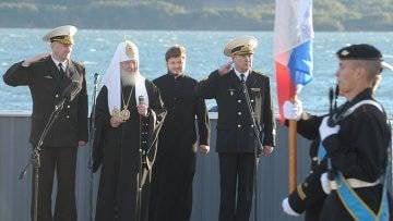 祭司将在不久的将来出现在军队和海军中 - 族长