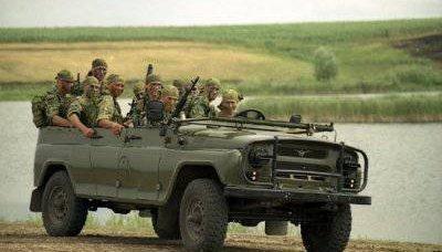 苏联和俄罗斯军队的SUV