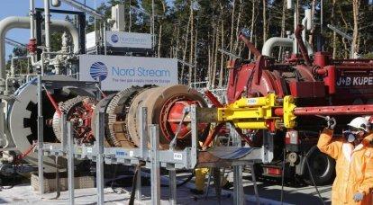 Nord Stream 2 天然气管道是否可能进行水下破坏