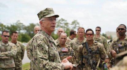 अमेरिकी नौसेना एडमिरल दक्षिण अमेरिका में रूसी गतिविधियों के बारे में चिंतित हैं