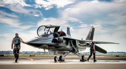 TCB Boeing / Saab T-7A è entrato in produzione