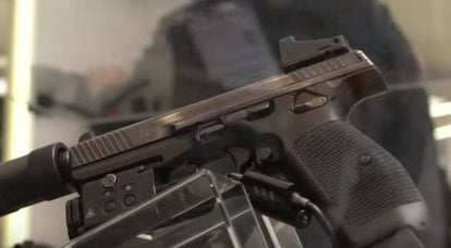 New pistol for Rosgvardia completed state tests