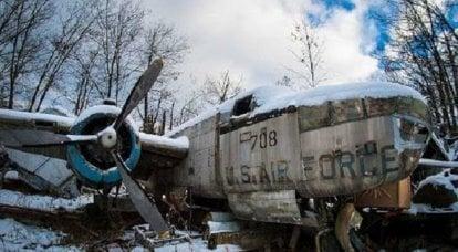 Armas del mundo posnuclear: aviación