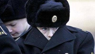 什么军队不需要俄罗斯