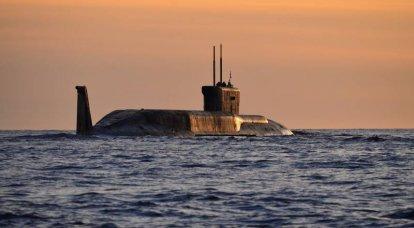 """""""आर्मटा"""" के बाद: रूस के परमाणु पनडुब्बी बलों का संकट"""