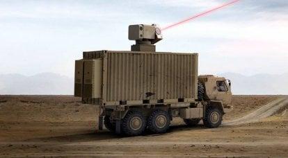 通用原子公司的新型战斗激光器