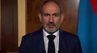 """""""I piani dell'Azerbaigian sono condannati"""": Pashinyan ha annunciato la preparazione di un contrattacco all'Armenia"""