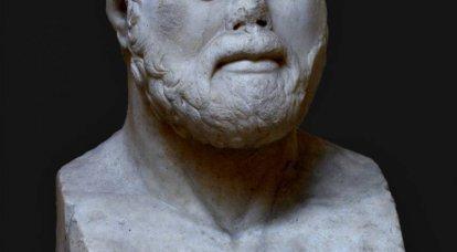 Os grandes gregos que não se tornaram grandes: Temístocles