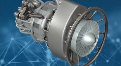 SABRE混合动力引擎。 为了大气和空间