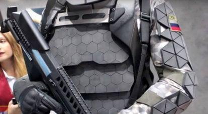 """Die Armeen der Welt auf dem Weg zur Einführung """"intelligenter"""" Gewebeformen: vom Virenschutz bis zur Energiespeicherung"""