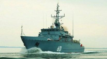 """भारतीय नौसेना को रूसी नौसैनिक खानों के साथ बदला जा सकता है """"अलेक्जेंड्राइट"""""""