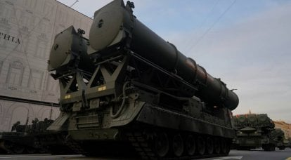 S-300V4 air defense system: defense in all directions