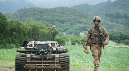 完美的技术,完美的士兵。 1的一部分