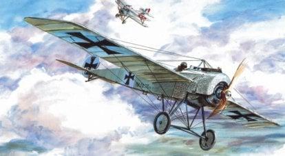 Wie Flugzeuge gelehrt wurden, durch den Propeller zu schießen