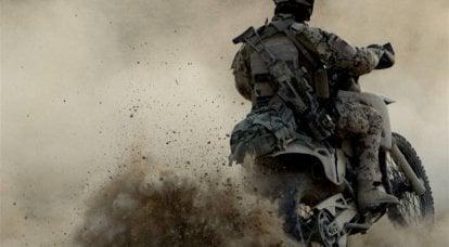 军用摩托车重新流行