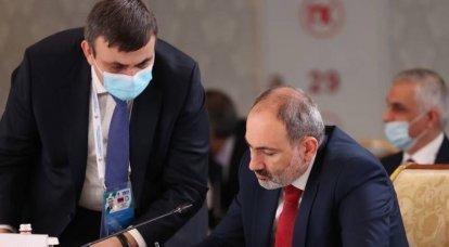 Paschinjan wird wieder Regierungschef von Armenien
