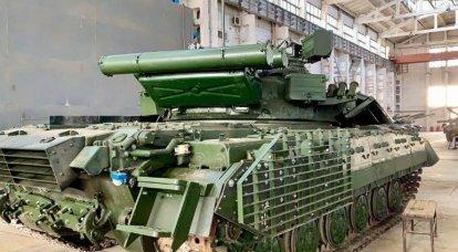 Ist die Ukraine in der Lage, sowjetische Panzer zu modernisieren?