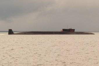 """""""Pour le sous-marin nucléaire Yuri Dolgoruky, les essais en usine sont terminés"""""""